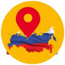 60+ дилерских салонов в России