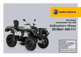 Baltmotors Striker 400 EFI