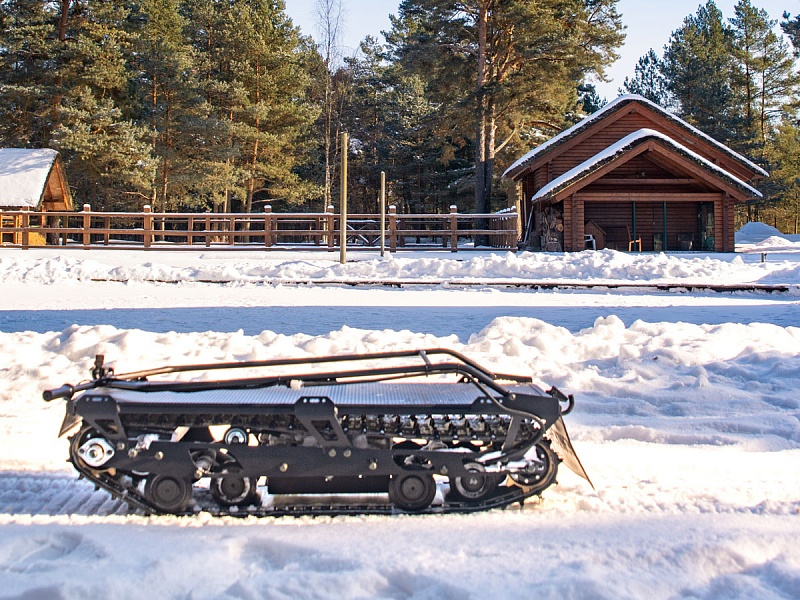 SnowdogX Expedition 7.8 kW·h